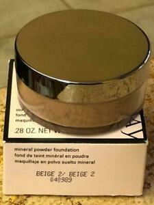 Mary Kay Mineral Powder Foundation Beige 2 NEW IN BOX Free Ship 40989
