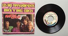 Ref573 Vinyle 45 Tours Martin Circus Les Dix Commandements