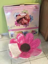 Fleur de bain bebe BABYBLUM ROSE
