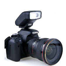 Ultra-small Flash Speedlite for Canon EOS 600D 450D 400D 350D 300D 1100D 50D 40D