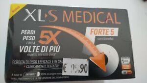 XL-S Medical Forte 5 in 180 capsule per scatola