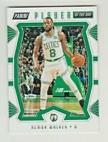 2019-20 Panini PLAYER OF THE DAY #33 KEMBA WALKER Boston Celtics
