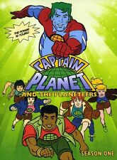 Captain Planet and the Planeteers: Season One [3 Dis DVD Region 1