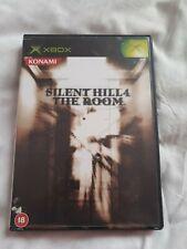 SILENT HILL 4 THE ROOM Original Xbox Jeu Complet avec Manuel PAL