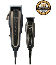 WAHL Professional Trimmer HERO & Hair Clipper LEGEND 5 Star Barber Combo 220Volt