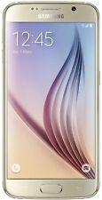 Samsung Galaxy S6 Smartphone gold 32 GB 16MP 4G LTE UHD 4K 5,1 Zoll 12,9 cm