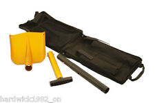 SNOW MUD DIRT SAND COLLAPSIBLE SHOVEL SPADE 820mm LONG + CASE!