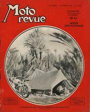 Moto Zeitschrift Nr. 1195 von 1954, die Schachteln Epicycloidales