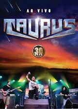 Taurus - 30 Years / Ao Vivo 30 Anos  CD + DVD Bonus Brazil Metal RARE