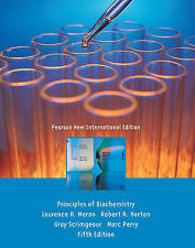 Principles of Biochemistry by Marc Perry, David Rawn, Laurence A. Moran, Robert