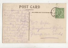 Mrs Hope Hazelwood Hydro Grange Over Sands 1913 333b