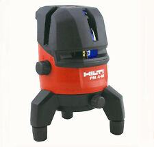 Hilti laser Level measurement Hilti Level PM4-M Laser marking