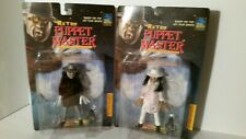 "Vintage Puppet Master Blade 6"" Action Figures White Bloody Overcoat Variant New!"