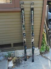 Dynastar Elle Racing Skis 175 cm with Salomon bindings
