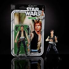 Han Solo Star Wars 40th aniversario Black Series R2D2 y R5D4 también disponible