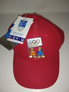 original Olympic Games hat ATHENS 2004 unisex all size