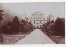 Inveraray Castle Real Photo Postcard, B599