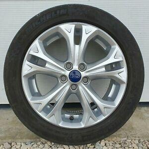 Orig. Ford S-Max I Galaxy II Alufelge 7x17 ET55 AM211007AA AM211007AB AM211007AC