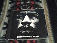 War Heroes Jimi Hendrix CD rare West Germany Release