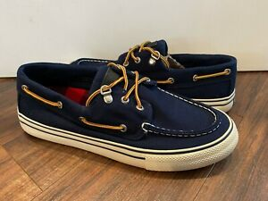 Sperry Top-Sider New Bahama Storm 3 Eye Boat Shoe Men's Size US 9 MSRP $90
