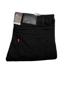 Levi's 511 Slim Fit black Jeans (04511-1907) (W30 to 38) and Leg (L30-32) RRP£95