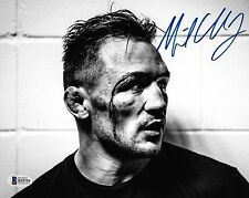 Michael Chandler Signed 8x10 Photo BAS Beckett COA Bellator Picture Autograph 1