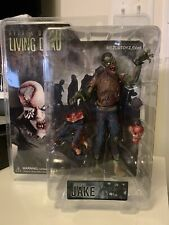 Mezco Attack Of The Living Dead Series 1 Jake Green Skin w/ Hair New Sealed 2006