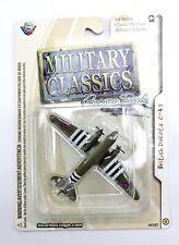 WWII British Dakota C-47 Gooney Birds Diecast Floor Flyer Military Classics