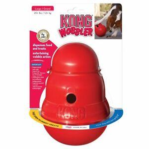 KONG Wobbler Food-Dispensing Toy For Large Dogs (>12kg)