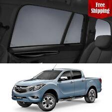 Mazda BT-50 2012-2018 Magnetic Rear Side Car Window Sun Blind Sun Shade Mesh
