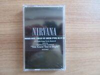 NIRVANA - Best Korea Cassette Tape BRAND NEW RARE