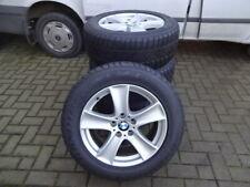 Original BMW X5 E70 Alufelgen RFT Winterreifen 255/55R18 109H DOT08 6-7mm