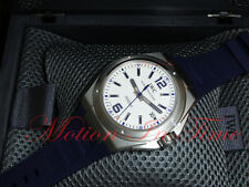"Iwc Ingenieur Automatic Mission Earth Edition ""Plastiki"" Steel 46mm  IW323608"