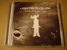 CD / JAMIROQUAI - THE RETURN OF THE SPACE COWBOY