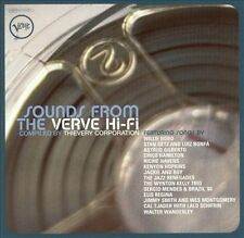 Sounds From The Verve Hi-Fi Compiled by the Thievery Corporation 2002 USA