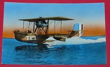 RARE CPA ANNEES 1930 AVIATION HYDRAVION CAMS 55 COMMANDANT-TESTE TOULON