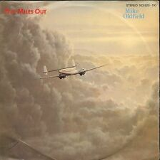 7inch MIKE OLDFIELD five miles out GERMANY 1982 EX +PS