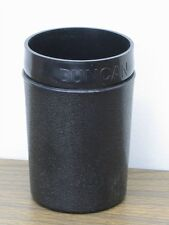 Parking Meter COIN CUP Duncan Miller ORIGINAL, BLACK, NEW CONDITION!