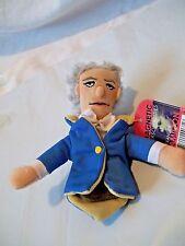 Finger Puppet  Magnetic Alexander Hamilton  Unemployed Philosophers Plush
