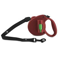 PAW Bio Retractable Leash with  Pick-up Bags