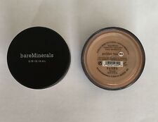 Bare Minerals Original SPF15 Foundation - Golden Tan - W30 - 8g - Free Post UK