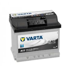 VARTA Starter Battery BLACK dynamic 5414000363122