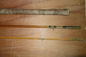 CHAPMAN & CO WARE MKIV 550 VINTAGE AVON CANE CARP ROD TIP SECTION REPLACED? 1960