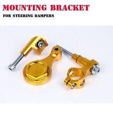 For Yamaha YZF R1 1998-2004 2003  Aluminum Steering Damper mounting bracket kits