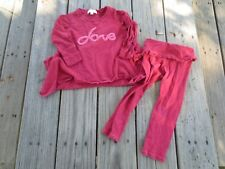 Luna Luna Copenhagen ~ Girls Red Outfit LOVE ~ Boutique ~ Size 3T