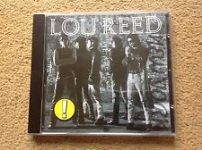 Lou Reed New York Music CD Album VG with FREE POST in U.K. Buy it now SIRE 1989