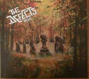 "The Defects '""OLIO"" - CD Digipack - The NEW Oct 2021 Studio Album - IN STOCK UK"