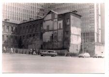 photo lisieux 1979 avant démolition du dernier batiment de l'ancien hopital (c8)