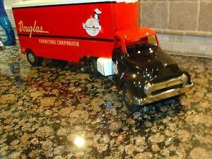 Tonka Semi Tractor Trailer Custom (1955) Douglas Furniture Corp.