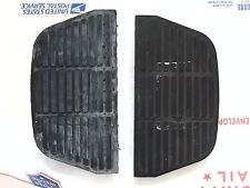 OEM Rubber Insert Floorboard Footboards Foot Footrest Pad For Harley Road King